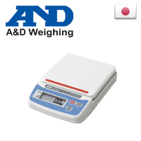 Compact Scale (510g x 0.1g) A&D HT-500